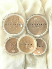 Sheer Cover Mineral Foundation or Duo Concealer Choices