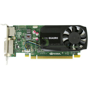 IBM Nvidia Quadro K620 Video Card 2GB DDR3 PCI-E 2.0 x16 00FC813