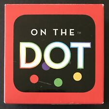 """""""ON THE DOT"""" BRAINTEASER GAME BRAND NEW FACTORY SEALED CONTENTS"""