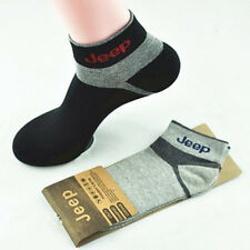 JEEP Mens Cotton Blend Warm Ankle Sports Walking Socks On Sale Size 6-11