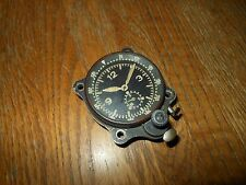 WW2 German Luftwaffe Junghans Cockpit Clock FL.23885 - 4th Model #2 Me109 Fw190