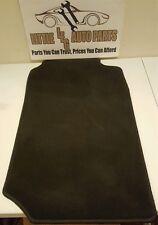 2003 - 2007 Honda Accord Black Carpet Floor mats 3 Pieces DR/PS FRNT Driver rear