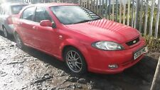 Chevrolet Lacetti Sport 2006 1.8 petrol breaking for spare parts