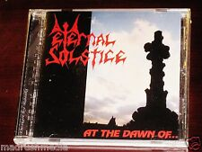 Eternal Solstice / Mourning: At The Dawn Of - Split CD 2013 Vic Records VIC056CD