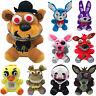 Five Nights at Freddy's FNAF Horror Game Plush Doll Kid Plushie Stuffed Toy Xmas