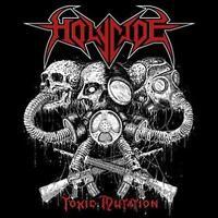 Holycide - Toxic Mutation Mini CD Thrash Metal 2015