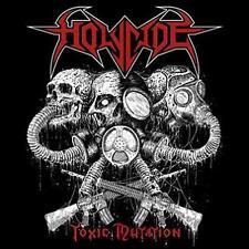 Holycide-Toxic mutazione MINI CD THRASH METAL 2015