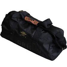DIAMOND SUPPLY CO. X Grizzly Griptape BLACK DUFFLE BAG CARRY SKATEBOARD