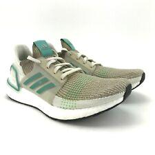 Adidas Hombre Ultraboost 19 Cebo Verde Caqui Crudo Arena Running Zapatos F35239