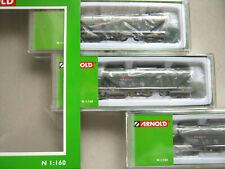 Arnold HN 6179 SET 3x Silowagen NACCO Getreidewagen DB Ep.5 NEU OVP zu 6430 6431