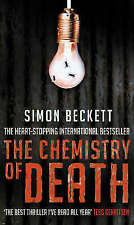 The Chemistry of Death: (David Hunter 1) by Simon Beckett (Paperback, 2007)