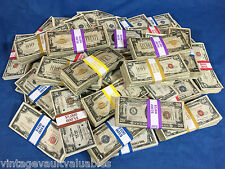 $ ESTATE LIQUIDATION MONEY COLLECTION GOLD LOT US PAPER CURRENCY SILVER CASH SET
