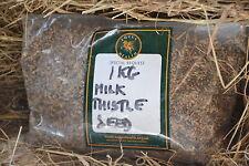 Milk Thistle whole seed 1kg