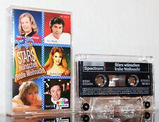 FROHE WEIHNACHT - Mit Quinn Gott Landers Truck Stop Roy Black Kassette MC tape