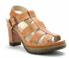Doc Martens sexy Vanessa biscuit strappy heeled sandal  shoe size UK8 US10L US9M