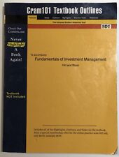 Fundamentals of Investment Management by Hirt And Block, 1st Edition 2007