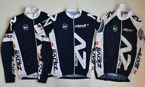 A Set Of Three Zipvit Project Jacket Jersey Vest Cycling Bicycle Men's M