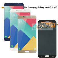 AMOLED For Samsung Galaxy Note 5 N920 N920A LCD Display Touch Screen Assembly DL