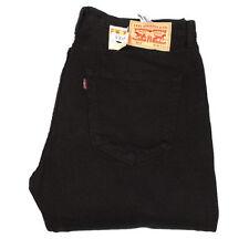 Ropa de hombre negro Levi's 100% algodón