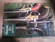 $$u Revue Gazette des armes N°57 Pistolet CZ 75  Luger P 08 Long  rechargement