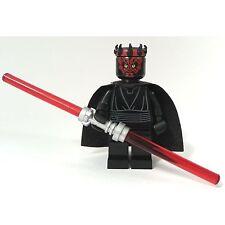 LEGO STAR WARS Figur Darth Maul sw323 aus 7961 inkl. Doppel-Laserschwert
