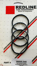 Weber Redline 40 / 42 / 45 DCOE Soft Mount replacement O-RINGS for soft mount