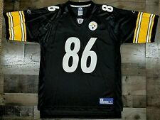 Hines Ward Pittsburgh Steelers ,NFL ,# 86, Reebok Jersey L