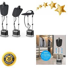 Garment Steamer Accessories for Clothes Dual-Pro Iron 1800 Watt Power