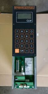INDRAMAT CLM AC Servo Controller CLM01.2/CLM01.3 CLM 01.3-X-0-2-0-FW   MOK11