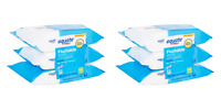 Equate Fresh Scent Flushable Wipes, 6 pack, 48 count - 288 total