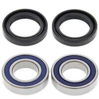 KTM SX400 2000 2001 2002 Front Wheel Bearings Seals Kit 25-1081