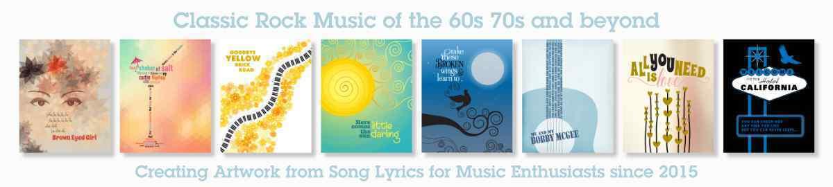 Song Lyrics Art Poster Prints Ebay Stores