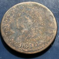 1810 Large Cent Classic Head One Cent 1c Circulated #9922