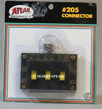 ATLAS HO CONNECTOR SWITCH for power to track section or accessories atl 205 NEW