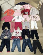 Baby Bekleidungspaket 68/74 Mädchen Markenartikel Sehr Guter-Guter Zust. 24 Stk.