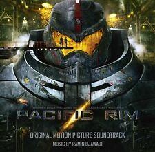 Pacific Rim - Ramin Djawadi (2013, CD NUEVO)