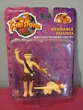 The Flintstones Bendable Figures Bamm Bamm Mattel