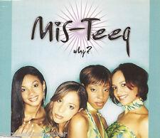 MIS-TEEQ - Why? (UK 3 Track CD Single)