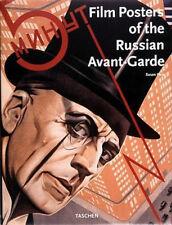 Book Film Posters Russian Avant-Garde Soviet USSR Vintage Communist Coffee Table
