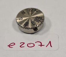 LEICA LEITZ II Standard M39 Zeiten-Rad Speed Wheel Schwarz Black Nickel 2071/21