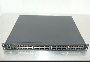 Brocade ICX 6450-48 48-Port Gigabit Ethernet Switch