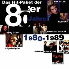 Hitpaket der 80er Jahre Marillion, Culture Club, Heaven 17, Cutting Cre.. [2 CD]
