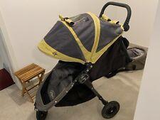 Baby Joger City Mini GT (2013), Bambus mit BabyWanne und Adapter
