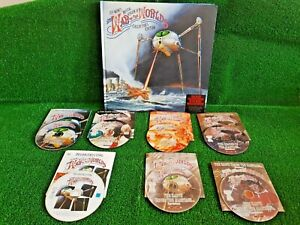 Collectors 7 Disc Edition Jeff Wayne's Musical Version of The War of the World