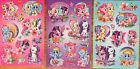 My Little Pony Stickers 3 Sheets Free Ship Sale!!!!! For Sale