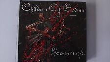 Children Of Bodom - Blooddrunk (Deluxe CD & DVD 2008) NEW/SEALED
