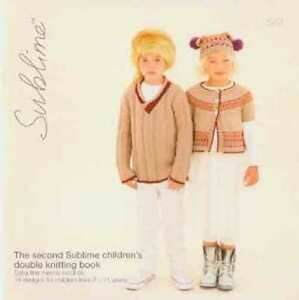 The Second Sublime Children's Double Knitting Book 643