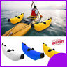 Durable Kayak Inflatable Outriggers Canoe Buoy Float Standing Water Stabilizers