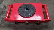8 Ton heavy machine dolly skate machinery roller mover Kawashima