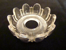 bassin  en cristal de Baccarat diamètre: 5,5 cm